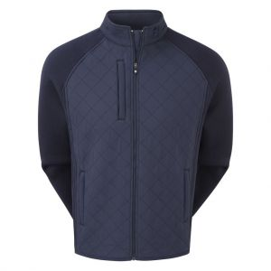 FootJoy Fleece Quilted Jacket - Navy category image
