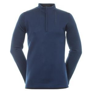 Under Armour Mens Storm Daytona 1/2 Zip Sweater - Navy category image