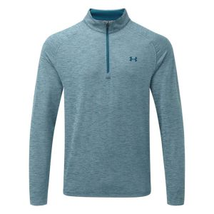 Under Armour Mens Playoff 1/4 Zip Sweater - Teal category image