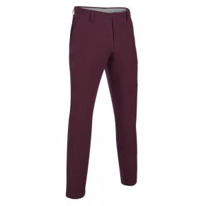 Under Armour Men's ColdGear® Infrared Match Play Tapered Trousers 1284145 - Burgandy category image