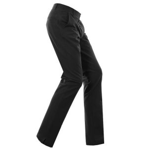 Under Armour Men's ColdGear® Infrared Match Play Tapered Trousers 1284145 - Black category image