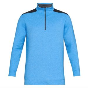 Under Armour Mens Storm Playoff 1/2 Zip Sweater - Blue category image