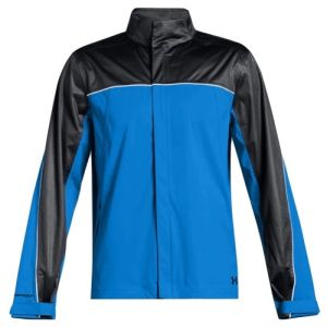 Under Armour Mens Storm Rain Jacket in Blue(436) 1344085 category image