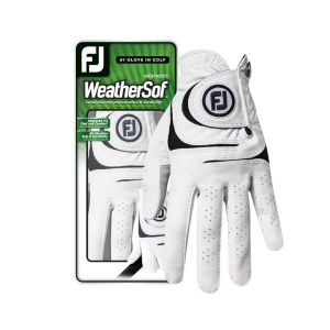 FootJoy WeatherSof Womens Golf Glove category image