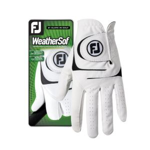 FootJoy WeatherSof  Mens Golf Glove category image