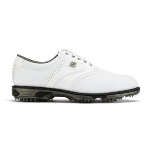 FootJoy DryJoys Tour Mens Golf Shoes in White category image