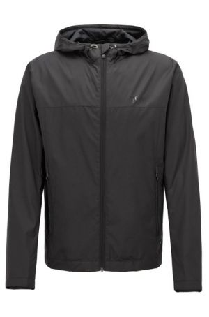 Hugo Boss Jeltech 2 Lightweigh Water Repellent Jacket in Black 50399323 category image