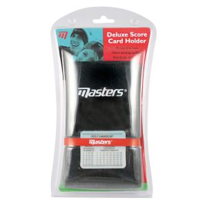 Masters Deluxe Score Card Holder category image