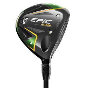 Callaway Epic Flash Fairway woods category image