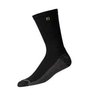 FootJoy ProDry Mens Crew Socks in Black category image