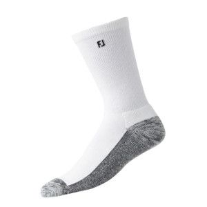 FootJoy ProDry Mens Crew Socks in White category image