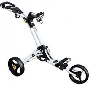 Masters iCart Go- 3 Wheel Push Trolley in White/Yellow category image