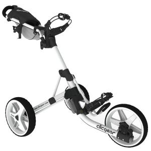 CLICGEAR MODEL 3.5+ GOLF PUSH CART in White-Other colours available category image