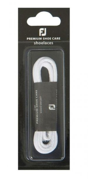 FootJoy Premium Shoelaces in Black and White category image