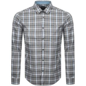 BOSS Hugo Boss Bise Casual Shirt in Grey #50398995 category image