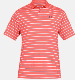 Under Armour Performance Polo 2.0 Novelty in Coral #1342082 category image