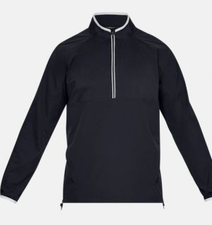 Under Armour Storm Windstripe 1/2 zip in Black #1327011 category image