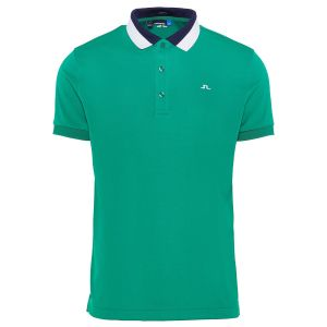J.Lindeberg M Mat Regular Fit TX Jersey Polo Shirt in Golf Green #92MG652275610 category image