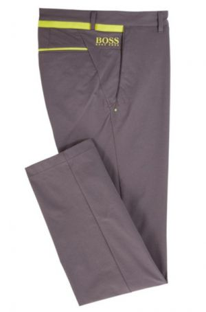 BOSS Hugo Boss Hapron 3 Slim Fit Trouser in Mid Grey #50403480 category image