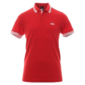 BOSS Hugo Boss Paddy Polo Shirt in Red #50198254 category image