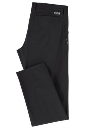 BOSS Hugo Boss Hallfors Extra-slim-fit trousers in moisture-wicking stretch fabric Black #50403512 category image