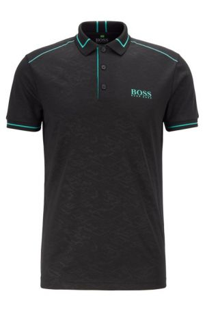 BOSS Hugo Boss Paddy Pro 2 Polo Shirt in Black #50410166 category image