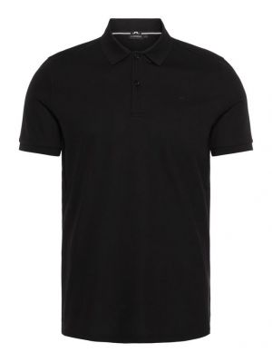 J.Lindeberg Troy Clean Polo Shirt in Black category image