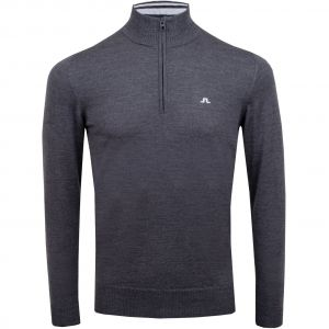 J.Lindeberg Kian 2.0 Tour Merino Pullover in Grey  #92MG760217138 category image