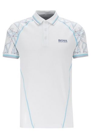 Hugo Boss Paddy Pro 4 Polo Shirt in White #50412909 category image