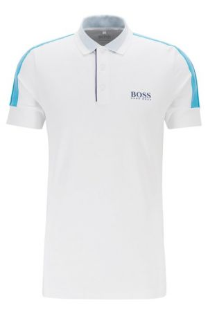 Hugo Boss Paule Pro 2 Polo Shirt in White #50412963 category image