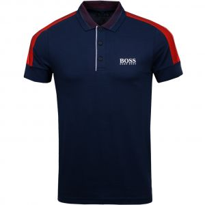 Hugo Boss Paule Pro 2 Polo Shirt in Navy #50412963 category image