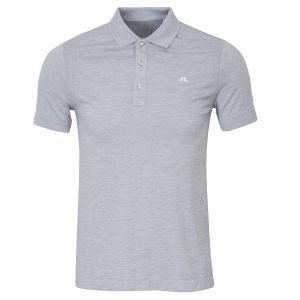 J.Lindeberg Isaac Light Seamless Polo Shirt in Grey  category image