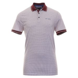 Ted Baker Delance Polo Shirt in Dark Red #159584 category image