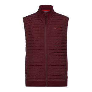 Ted Baker Albane Gillet in Dark Red #159588 category image