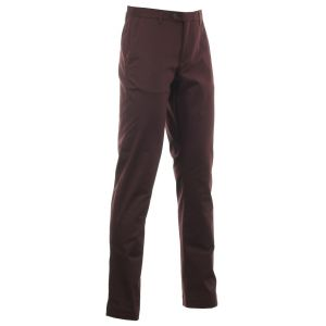 Ted Baker Simi Plain Golf Trouser in Dark Red #159199 category image