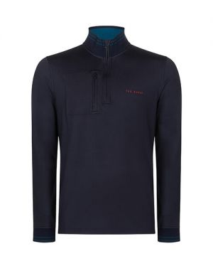 Ted Baker Newcomp Zip Neck  category image