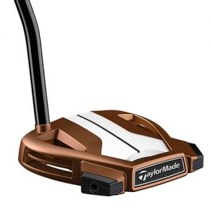 Taylormade Spider X Copper/White 3 Single Bend Putter category image