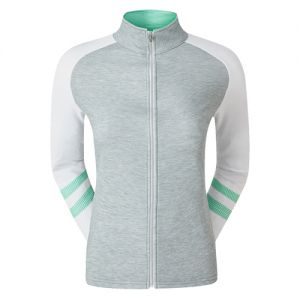 Ladies FootJoy Full Zip Raglan Mid Layer category image