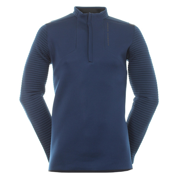 Under Armour Mens Storm Daytona 1/2 Zip Sweater - Navy